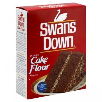 Swansdown Flour Cake