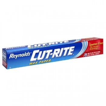 Reynolds Cut-Rite Wax Paper 11.9 Inch Wide