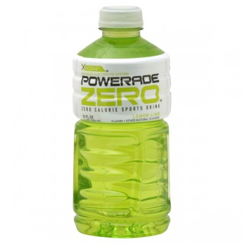 POWERade ZERO Ion4 Lemon Lime Sports Drink