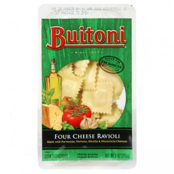 Buitoni Pasta Ravioli Four Cheese Refrigerated