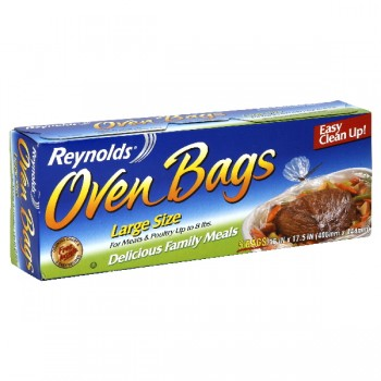 Reynolds Oven Bags Large Size 14 X 20 Inch