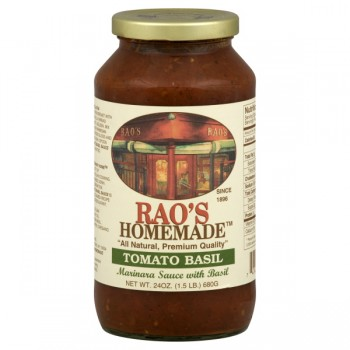 Rao's Homemade Pasta Sauce Tomato Basil
