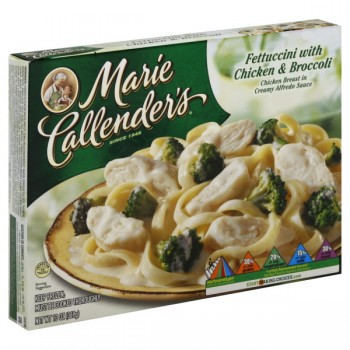 Marie Callender's Chicken with Fettucini & Broccoli
