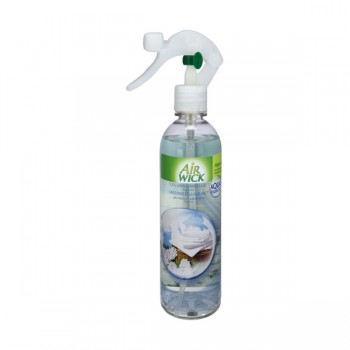 Air Wick Aqua Essences Mist Air Freshener Cool Linen & White Lilac Trigger