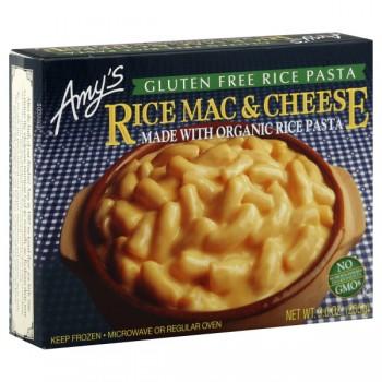 Amy's Macaroni & Cheese Made with Organic Rice Pasta