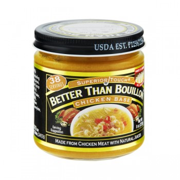 Superior Touch Better Than Bouillon Soup Base Chicken