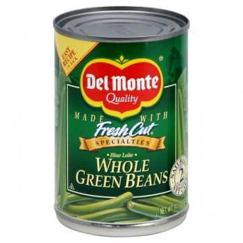 Del Monte Fresh Cut Green Beans Whole