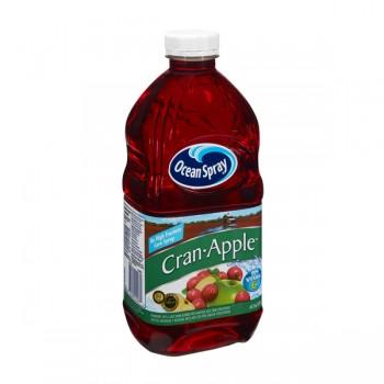 Ocean Spray Cranberry Apple Juice Drink