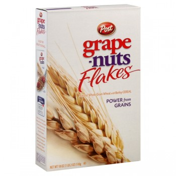 Post Healthy Classics Cereal Grape-nuts Flakes