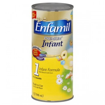 Enfamil Premium Infant 1 Formula Milk-Based with Iron Ready to Use