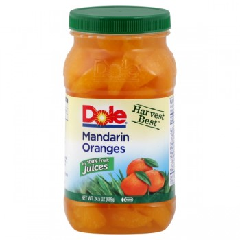 Dole Harvest Best Oranges Mandarin in 100% Fruit Juices