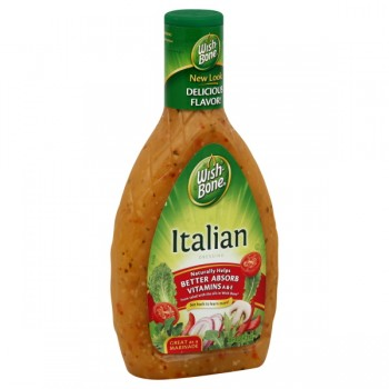 Wish-Bone Salad Dressing Italian