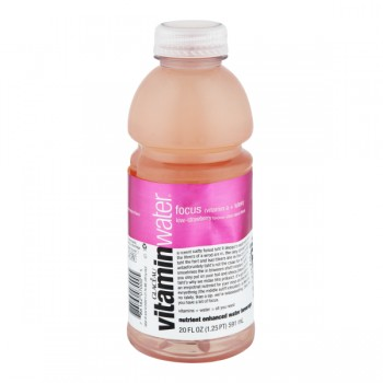 Glaceau Vitamin Water Focus Kiwi Strawberry