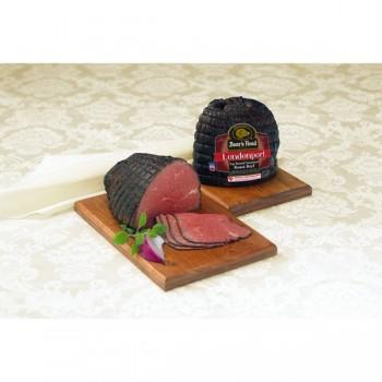 Boar's Head Deli Roast Beef Rare Londonport Choice Top Round (Thin Sliced)