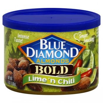 Blue Diamond Almonds Bold Lime 'n Chili