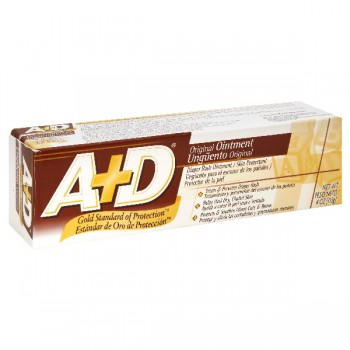 A+D Original Diaper Rash Ointment & All Purpose Skin Protectant