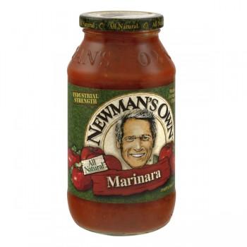 Newman's Own Pasta Sauce Marinara