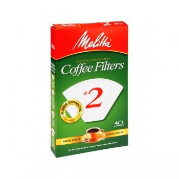 Melitta Coffee Filters Cone #2