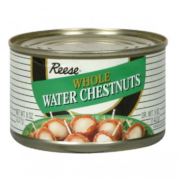 Reese Water Chestnuts Whole