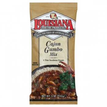 Louisiana Gumbo Mix Cajun