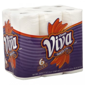 Viva Paper Towels 1-Ply