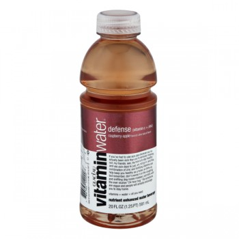 Glaceau Vitamin Water Assorted Essential, Power-C, XXX, Revive - 12 pk