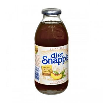 Snapple Iced Tea Diet Peach