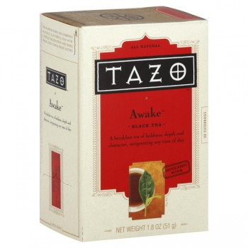 Tazo Awake Blend of Black Teas & Ceylon Tea Bags
