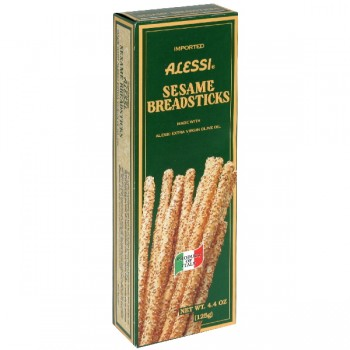 Alessi Breadsticks Sesame - 12 ct