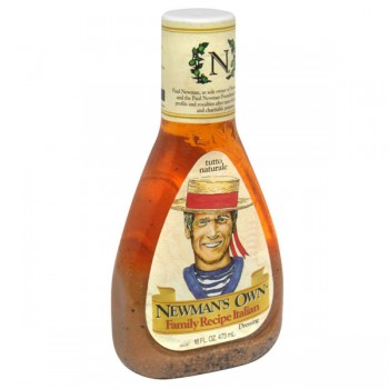 Newman's Own Salad Dressing Family Recipe Italian