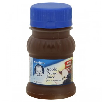 Gerber 100% Apple Prune Juice Blend