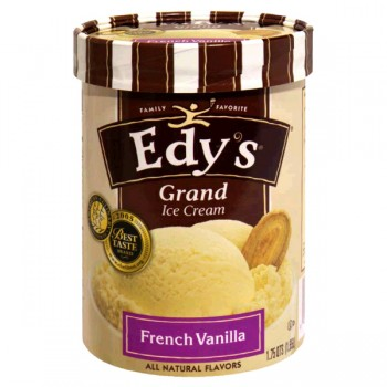 Dreyer's/Edy's Rich & Creamy Grand Ice Cream French Vanilla