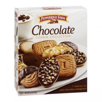 Pepperidge Farm Distinctive Cookie Collection Chocolate