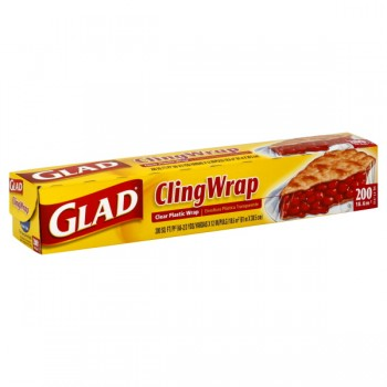 Glad Cling Wrap 12 Inch Wide