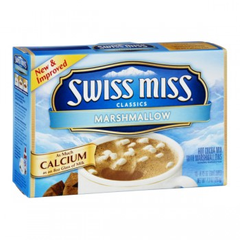 Swiss Miss Hot Cocoa Mix with Marshmallows - 10 ct