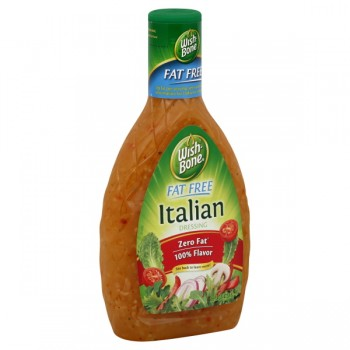 Wish-Bone Salad Dressing Italian Fat Free