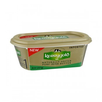 Kerrygold Butter Pure Irish Naturally Softer