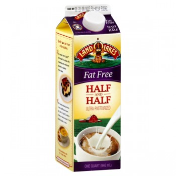 Land O' Lakes Half & Half Fat Free