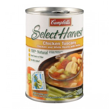 Campbell's Select Harvest Soup Chicken Recipes Chicken Tuscany