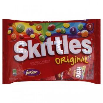 Skittles Candies Bite Size Original Fun Size
