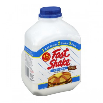 Fast Shake Pancake Mix Buttermilk