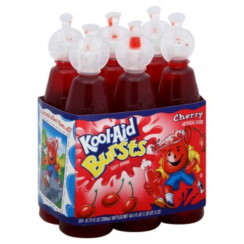 Kool-Aid Bursts Cherry - 6 pk
