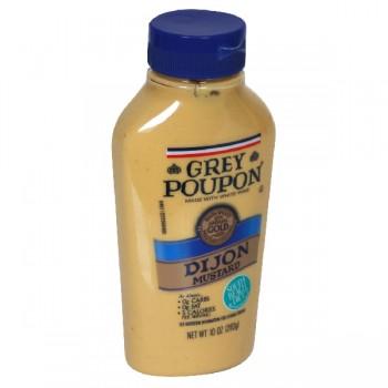 Grey Poupon Mustard Dijon & White Wine