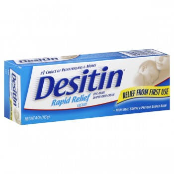 Desitin Diaper Rash Cream Rapid Relief