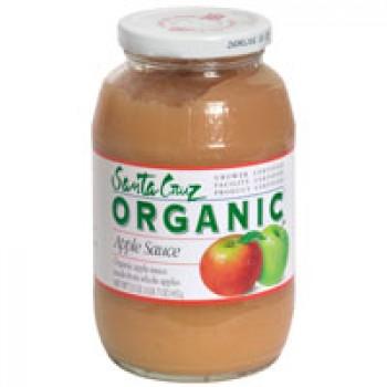 Santa Cruz Organic Apple Sauce