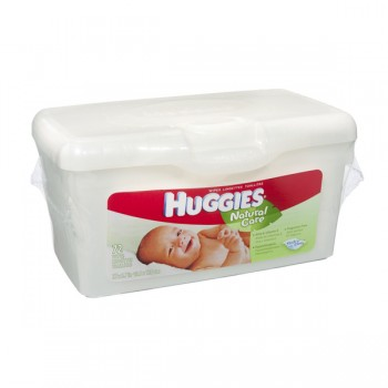Huggies Natural Care Baby Wipes Unscented