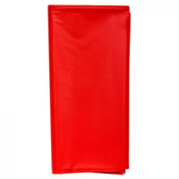 UltraWare Tablecover Plastic Red 54 X 108 Inch