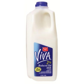 Viva Milk Reduced Fat 2%