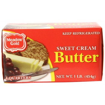 Meadow Gold Butter Sweet Cream Sticks - 4 qrtrs