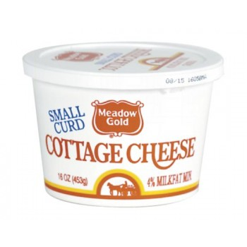 Meadow Gold Cottage Cheese Small Curd